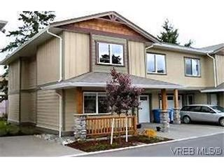 Photo 1: 115 951 Goldstream Ave in VICTORIA: La Langford Proper Row/Townhouse for sale (Langford)  : MLS®# 433866
