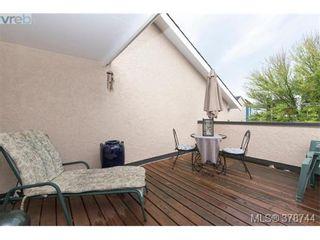 Photo 20: 15 416 Dallas Rd in VICTORIA: Vi James Bay Row/Townhouse for sale (Victoria)  : MLS®# 760591