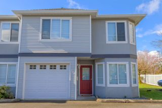 "Main Photo: 129 22950 116 Avenue in Maple Ridge: East Central Townhouse for sale in ""Bakerview Terrace"" : MLS®# R2555879"
