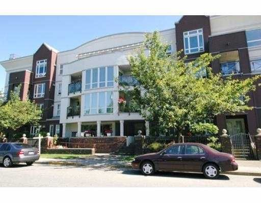 Main Photo: 207 2335 WHYTE Avenue in Port_Coquitlam: Central Pt Coquitlam Condo for sale (Port Coquitlam)  : MLS®# V682326