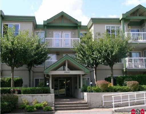 """Main Photo: 206 10665 139TH ST in Surrey: Whalley Condo for sale in """"Crestview Court"""" (North Surrey)  : MLS®# F2520933"""