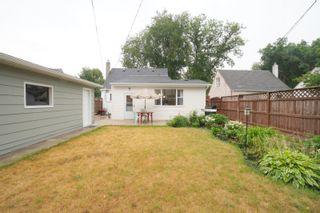 Photo 34: 27 6th St NE in Portage la Prairie: House for sale : MLS®# 202119825