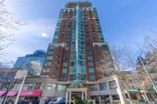 Photo 1: 1705 909 BURRARD Street in Vancouver: West End VW Condo for sale (Vancouver West)  : MLS®# R2557342