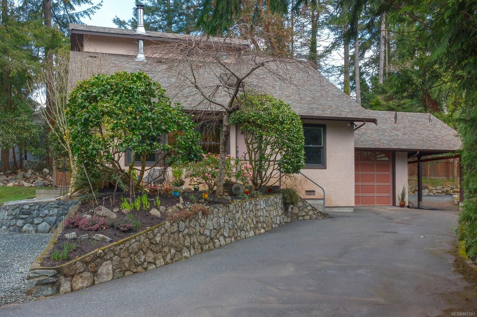Main Photo: 7031B Brentwood Dr in : CS Brentwood Bay House for sale (Central Saanich)  : MLS®# 867501