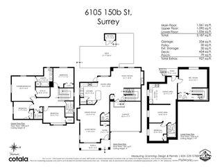 "Photo 40: 6105 150B Street in Surrey: Sullivan Station House for sale in ""WHISPERING RIDGE"" : MLS®# R2560919"