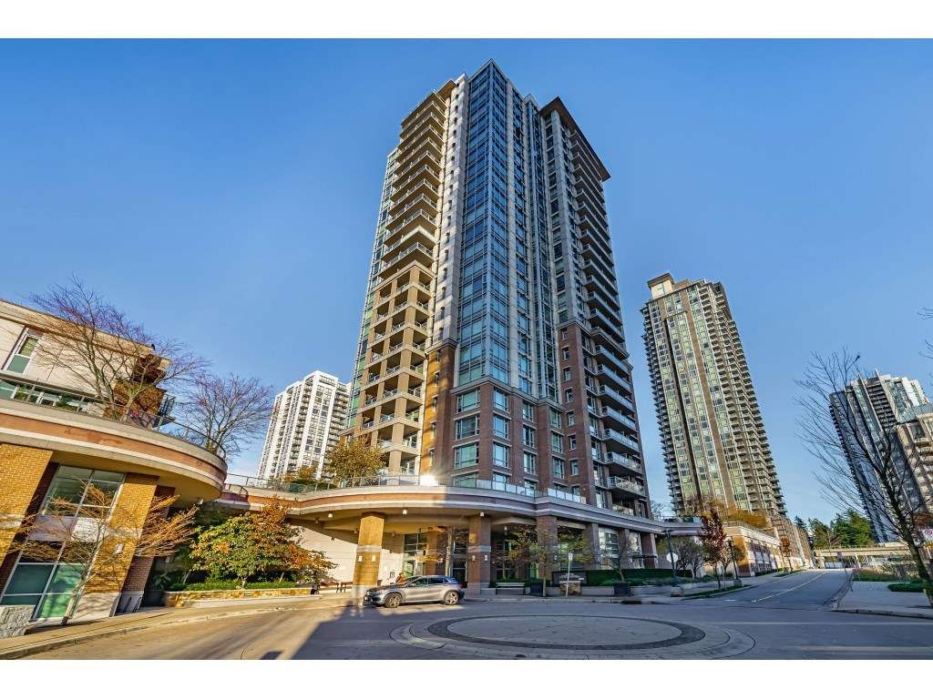 """Main Photo: 602 1155 THE HIGH Street in Coquitlam: North Coquitlam Condo for sale in """"M One"""" : MLS®# R2520954"""