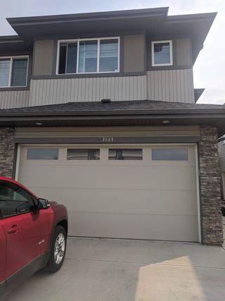 Main Photo: 2109 15 Avenue in Edmonton: Zone 30 House Half Duplex for sale : MLS®# E4256727