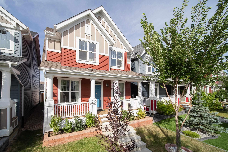 Main Photo: 7112 SUMMERSIDE GRANDE Boulevard in Edmonton: Zone 53 House for sale : MLS®# E4262162