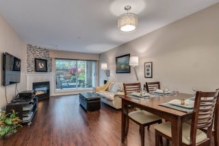 "Photo 2: 105 1215 PACIFIC Street in Coquitlam: North Coquitlam Condo for sale in ""PACIFIC PLACE"" : MLS®# R2516475"