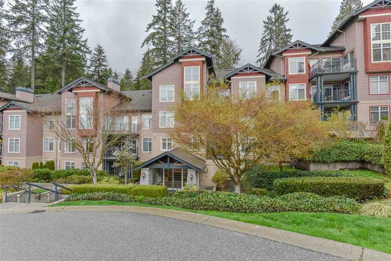 """Main Photo: 202 1144 STRATHAVEN Drive in North Vancouver: Northlands Condo for sale in """"STRATHAVEN"""" : MLS®# R2358086"""
