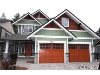 Main Photo:  in : La Bear Mountain House for sale (Langford)  : MLS®# 457337
