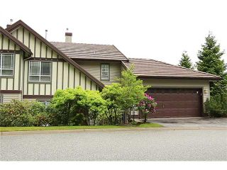 "Photo 1: # 1 1486 JOHNSON ST in Coquitlam: Westwood Plateau Townhouse for sale in ""STONEY CREEK"" : MLS®# V1008435"