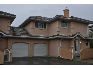 Photo 1: 226 CORAL Cove NE in CALGARY: Coral Springs Townhouse for sale (Calgary)  : MLS®# C3534354