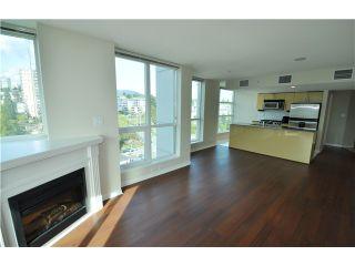 Photo 3: # 1208 188 E ESPLANADE BV in North Vancouver: Lower Lonsdale Condo for sale : MLS®# V1060516