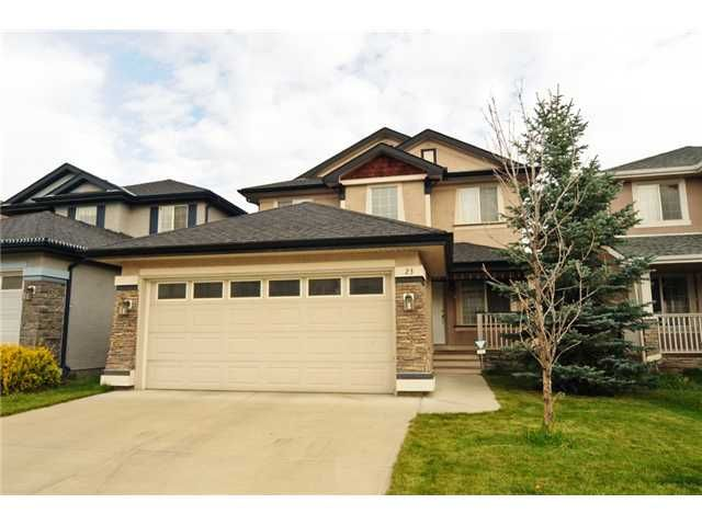 Main Photo: 23 EVERWILLOW Green SW in CALGARY: Evergreen Residential Detached Single Family for sale (Calgary)  : MLS®# C3502897