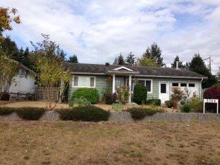 Photo 1: 5744 MERMAID Street in Sechelt: Sechelt District House for sale (Sunshine Coast)  : MLS®# R2104451