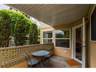 Photo 20: 107 1558 GRANT AVENUE in Port Coquitlam: Glenwood PQ Condo for sale : MLS®# R2051861