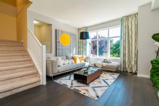 Photo 4: 31 7288 HEATHER Street in Richmond: McLennan North Townhouse for sale : MLS®# R2613292