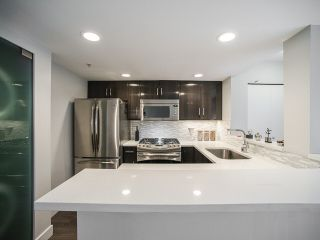 """Photo 4: 222 678 W 7TH Avenue in Vancouver: Fairview VW Condo for sale in """"LIBERTE"""" (Vancouver West)  : MLS®# V1126235"""