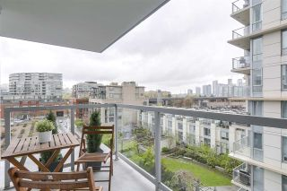 "Photo 18: 702 1887 CROWE Street in Vancouver: False Creek Condo for sale in ""PINNACLE LIVING"" (Vancouver West)  : MLS®# R2161379"