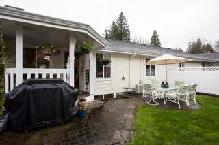 "Photo 18: 10 20761 TELEGRAPH Trail in Langley: Walnut Grove Townhouse for sale in ""Woodbridge"" : MLS®# R2155291"