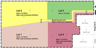 Photo 8: Lot 3 Range Road 33 in Rural Rocky View County: Rural Rocky View MD Land for sale : MLS®# A1134549