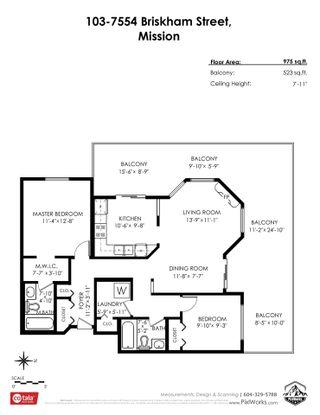 Photo 26: 103 7554 BRISKHAM Street in Mission: Mission BC Condo for sale : MLS®# R2534660
