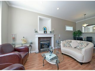 """Photo 4: 121 33751 7TH Avenue in Mission: Mission BC Townhouse for sale in """"Heritage Park Place"""" : MLS®# F1418910"""