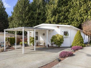 Photo 1: 1007 Collier Pl in NANAIMO: Na South Nanaimo Manufactured Home for sale (Nanaimo)  : MLS®# 837553