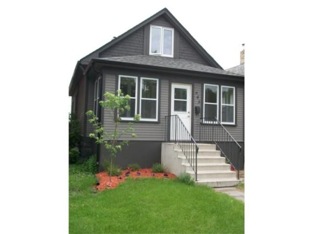 Main Photo: 645 COLLEGE Avenue in WINNIPEG: North End Residential for sale (North West Winnipeg)  : MLS®# 1012994