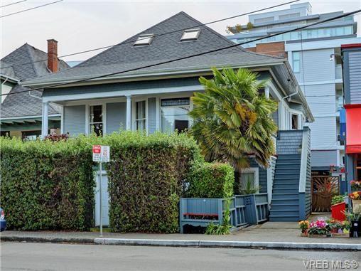 Main Photo: 501/503 Government St in VICTORIA: Vi James Bay House for sale (Victoria)  : MLS®# 740481