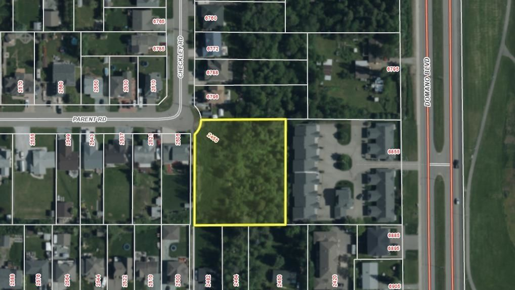 Main Photo: 2455 PARENT Road in Prince George: St. Lawrence Heights Land for sale (PG City South (Zone 74))  : MLS®# R2548505