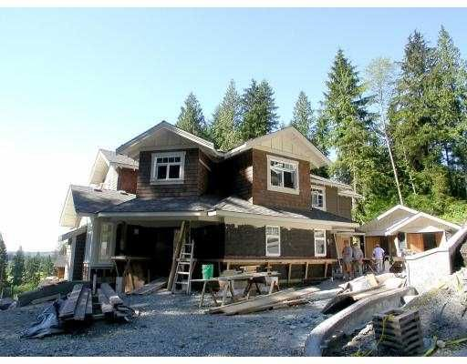 Main Photo: 1927 TAYLOR CRK PL in North Vancouver: Northlands House for sale : MLS®# V539621