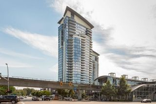 """Main Photo: 1005 2225 HOLDOM Avenue in Burnaby: Central BN Condo for sale in """"Legacy By Bosa"""" (Burnaby North)  : MLS®# R2577534"""