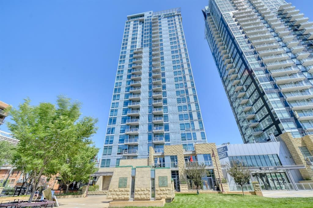 Main Photo: 502 215 13 Avenue SW in Calgary: Beltline Apartment for sale : MLS®# A1126093