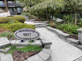 """Photo 1: 408 9857 MANCHESTER Drive in Burnaby: Cariboo Condo for sale in """"BARCLAY WOODS"""" (Burnaby North)  : MLS®# R2624067"""