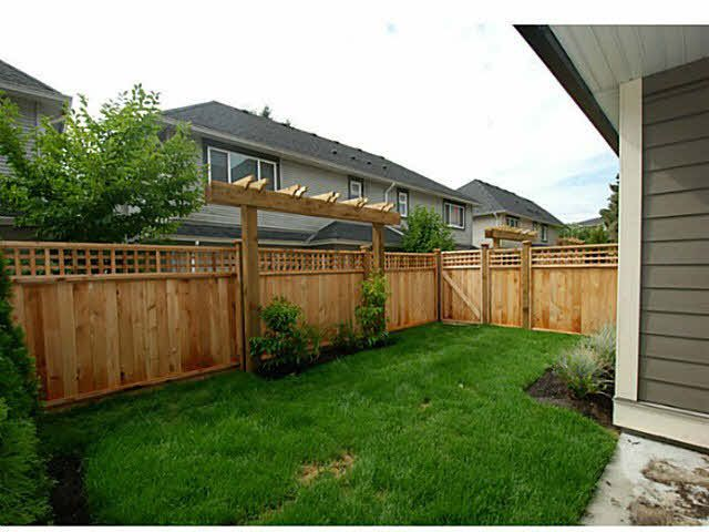 Photo 12: Photos: 6 7028 ASH Street in Richmond: McLennan North Townhouse for sale : MLS®# V1080873