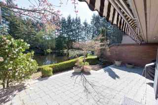 """Photo 4: 6574 PINEHURST Drive in Vancouver: South Cambie Townhouse for sale in """"LANGARA ESTATES"""" (Vancouver West)  : MLS®# R2052752"""