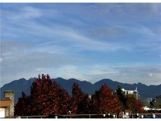 """Photo 12: # 308 1235 W 15TH AV in Vancouver: Fairview VW Condo for sale in """"THE SHAUGHNESSY"""" (Vancouver West)  : MLS®# V874252"""