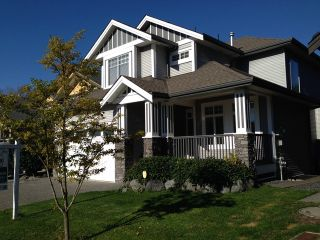"""Photo 1: 20223 74TH AV in Langley: Willoughby Heights House for sale in """"Jerico Ridge"""" : MLS®# F1324399"""