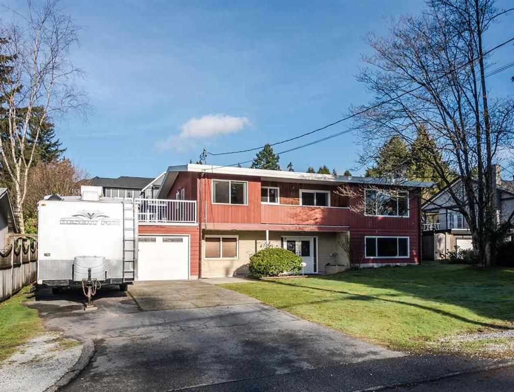 Main Photo: 2035 Hillside Ave in Coquitlam: Cape Horn House for sale : MLS®# R2530524