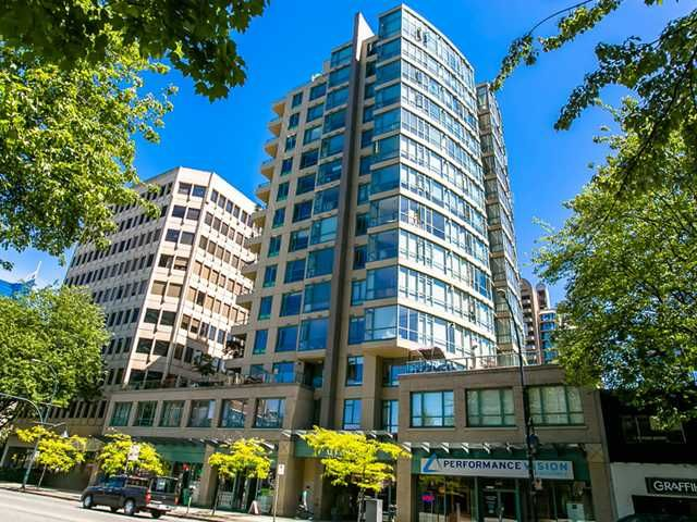 """Main Photo: 501 1238 BURRARD Street in Vancouver: Downtown VW Condo for sale in """"ALTADENA"""" (Vancouver West)  : MLS®# V1070141"""