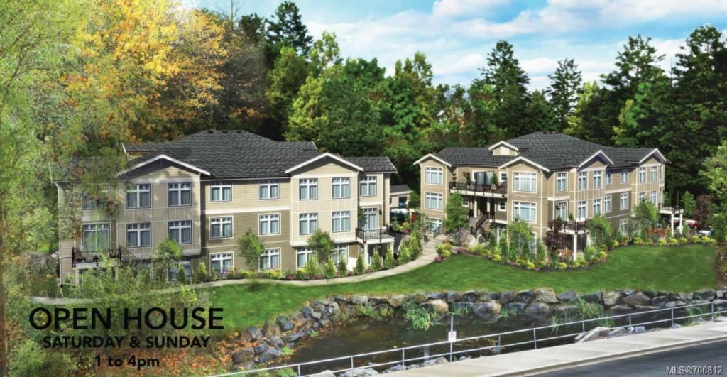 Main Photo: 302 595 Latoria Rd in Colwood: Co Olympic View Condo for sale : MLS®# 700812