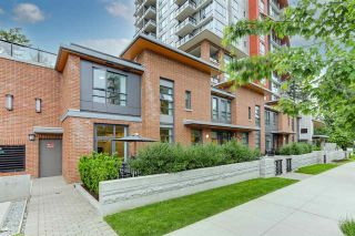 """Photo 2: 104 3096 WINDSOR Gate in Coquitlam: New Horizons Townhouse for sale in """"MANTYLA"""" : MLS®# R2602217"""