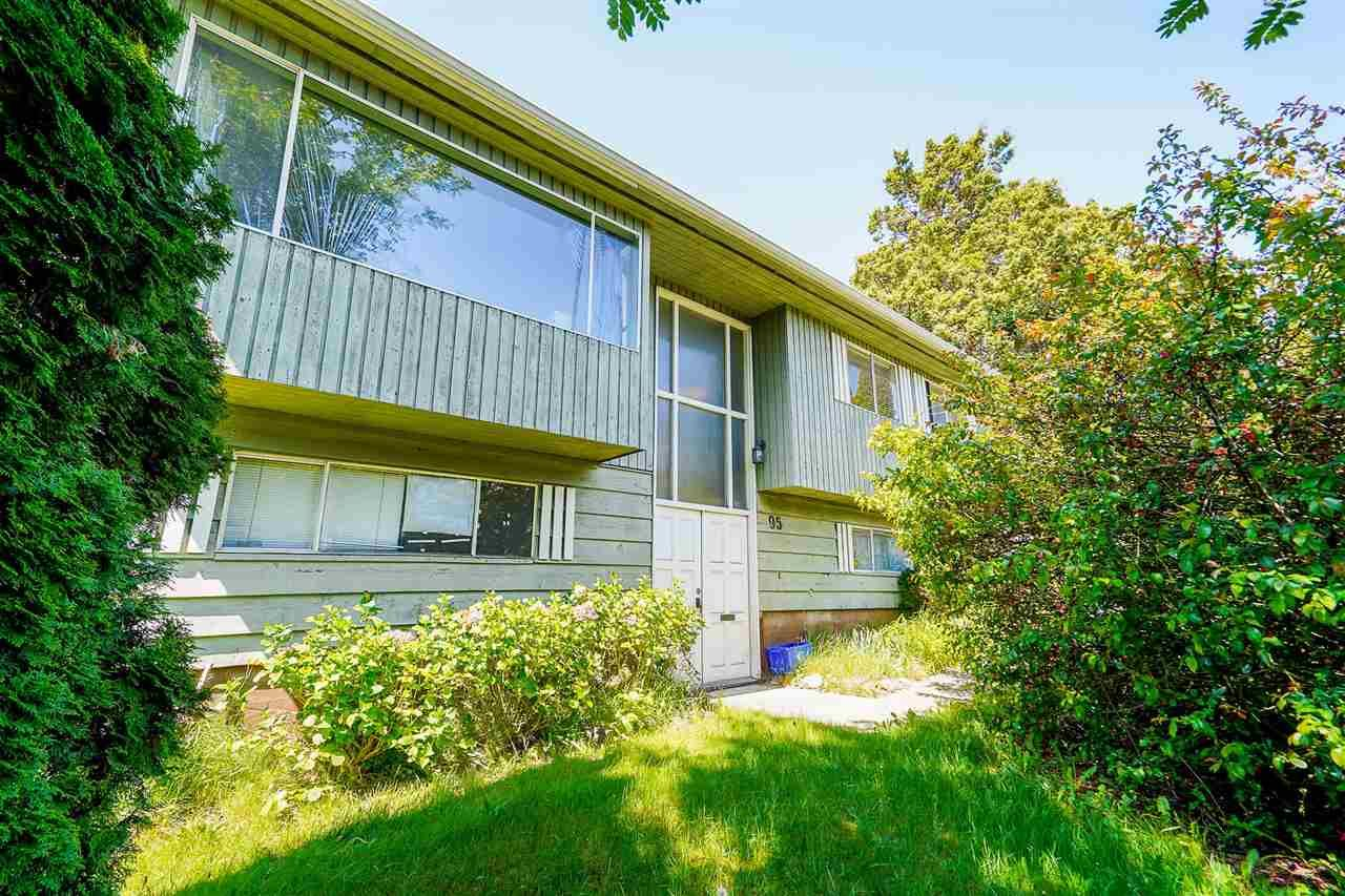 """Main Photo: 95 E EIGHTH Avenue in New Westminster: The Heights NW House for sale in """"Massey Heights"""" : MLS®# R2581458"""
