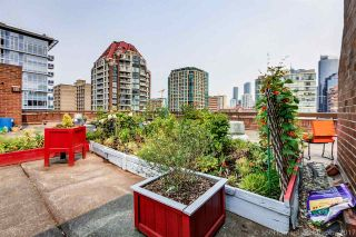 """Photo 9: 109 950 DRAKE Street in Vancouver: Downtown VW Condo for sale in """"ANCHOR POINT"""" (Vancouver West)  : MLS®# R2401708"""