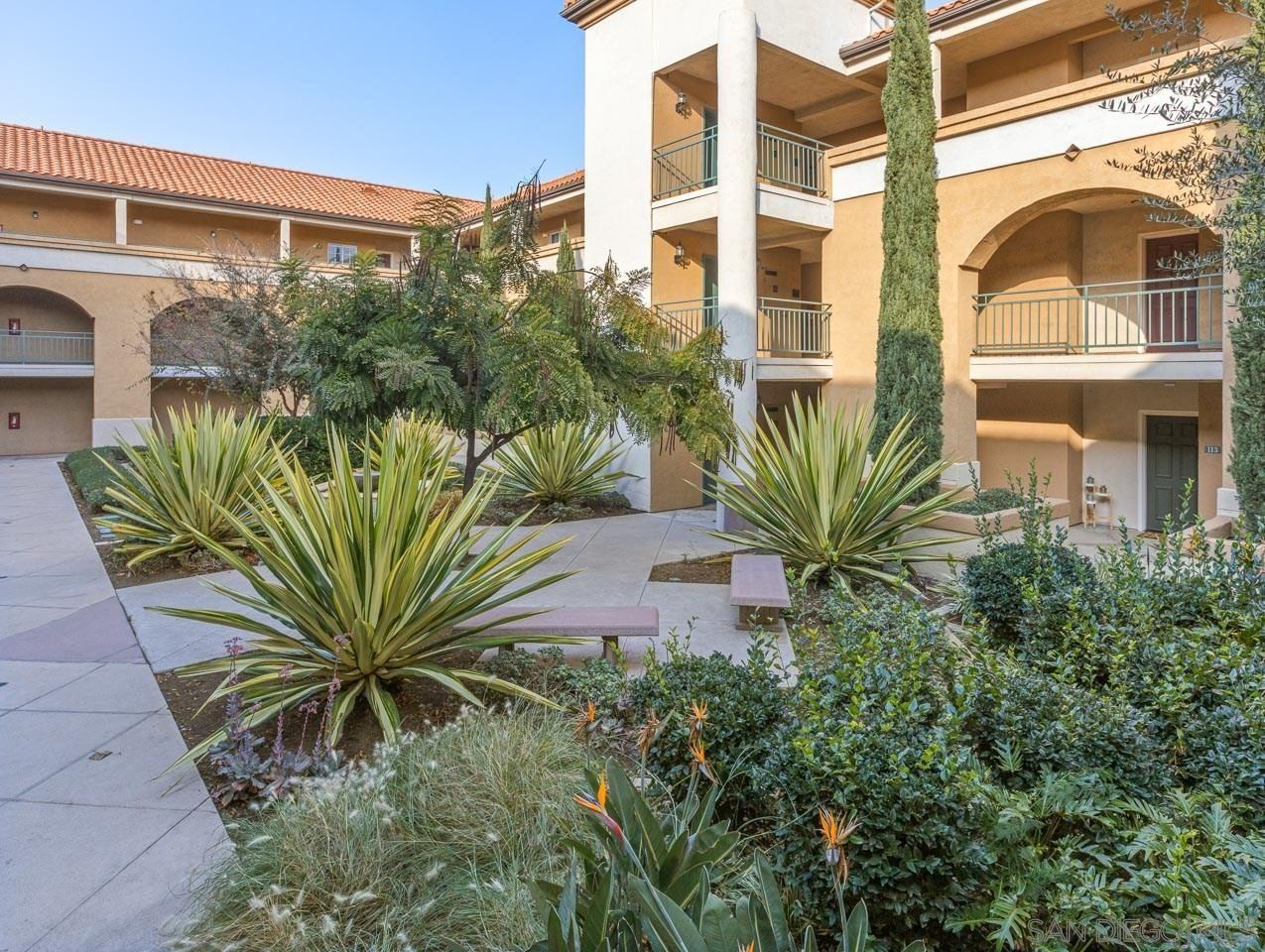 Main Photo: MISSION VALLEY Condo for sale : 2 bedrooms : 2250 Camino De La Reina #113 in San Diego