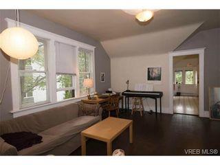 Photo 10: 2440 Quadra St in VICTORIA: Vi Central Park Quadruplex for sale (Victoria)  : MLS®# 735330