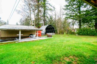 Photo 31: 2535 ROSS Road in Abbotsford: Aberdeen House for sale : MLS®# R2534918