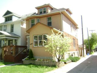 Photo 16:  in WINNIPEG: West End / Wolseley Residential for sale (West Winnipeg)  : MLS®# 1009460